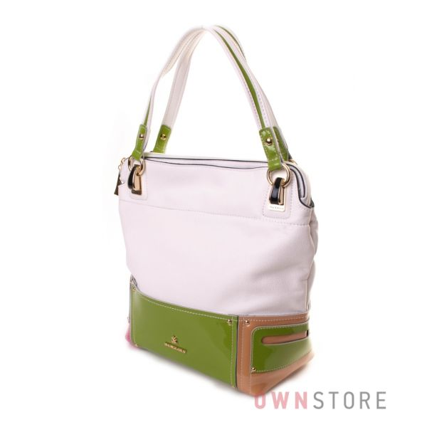 белая сумка это только летом