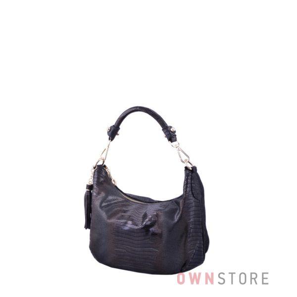 1329db19f944 Купить онлайн небольшую женскую сумочку-мешок из лазера - арт.6685