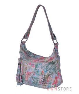 f19c16e7b1b2 Купить онлайн небольшую женскую сумочку из разноцветного лазера - арт.8117