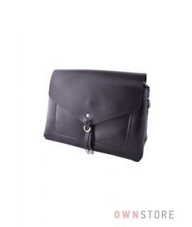 Купить небольшую женскую сумку из натуральной кожи - арт.2095