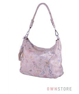 Купить сумку-мешок женскую из лазера летнюю онлайн - арт.8062